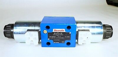 New Rexroth 5-4WE10J33/CG24N9K4 R9005955823 Directional Control Valve J2