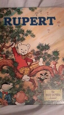 Vintage, Rupert The Bear Annual 1973