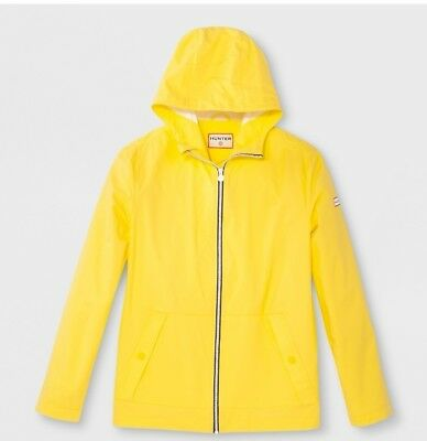 Hunter for Target Adult Unisex Packable Raincoat - Yellow S
