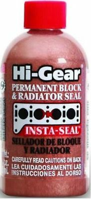 Higear Insta Seal Permanent Block Gasket, Radiator Seal For All Cars Made In Usa