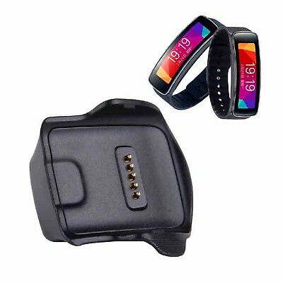AWINNER Charger Cradle Charging Dock Desktop for Samsung Gear Fit R350 Smart ...