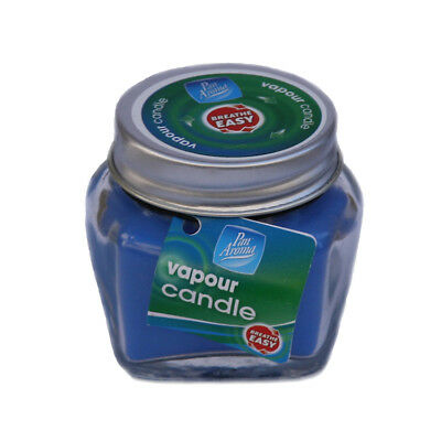 Pan Aroma Vapour Candle Breathe Easy Relief Cold & Flu Like Vicks