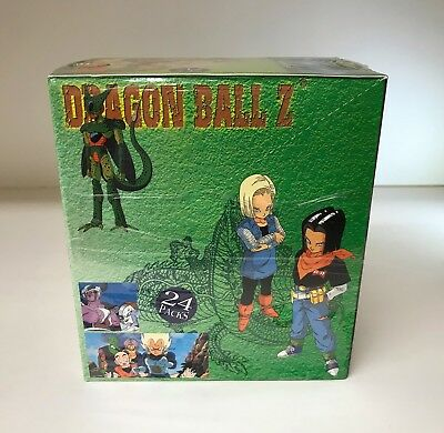 Dragon Ball Z Series 4 - Sealed Trading Card Hobby Box - JPP/Amada ArtBox 2001