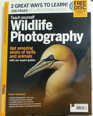 Teach Yourself Wildlife Photography With Free Tutorial Disc