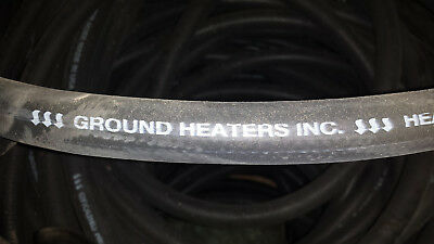"Heat Transfer Hose NOS 5/8"" 1500 LF - 7 rolls -  For Ground Heater Lot OBO"