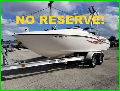 2001 Yamaha LS2000 JET BOAT WITH TRAILER FLORIDA NO RESERVE!
