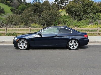 2007 BMW 3-Series  2007 BMW 335i Coupe - Manual Transmission - Great Condition! Warranty Included