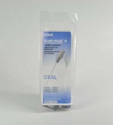 Ivac Temp Plus Ii Oral Thermometer Probe Assembly 2880A