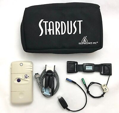 Philips Respironics StarDust II Portable Sleep Recorder