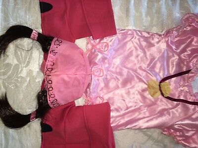 """Disney Store """"Izzy"""" Costume Girl's size 4 Jake and The Neverland Pirates"""