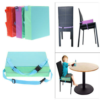 Baby Dining Chair Pad Child Highchair Soft Cushion Kids Seat Booster Portable AU