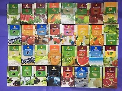 100g AL FAKHER Shisha Sheesha Molesses Hookah Flavour Two2 Boxes50 gram Each Mix