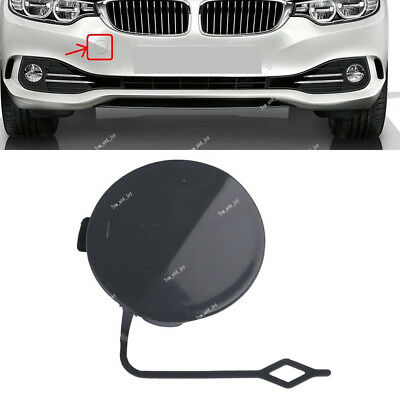 Painted or Primed Genuine BMW Rear Tow Hook Cover 4 Series F32 F33 F36 LCi 2016