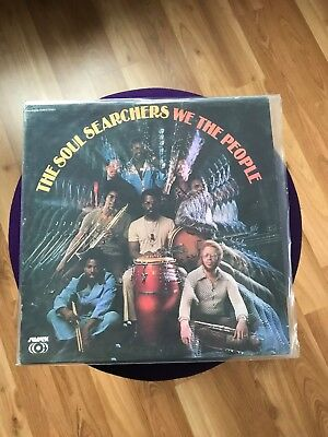 Soul Searchers      We The People      Sussex Original    Funk