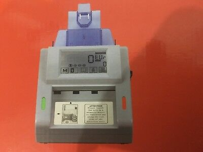 Electronic Money Detector Model V60 Counterfeit money detector and count machine