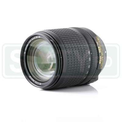 NEW Nikon AF-S DX NIKKOR 18-140mm f/3.5-5.6G ED VR Lens (Gold Retail Box)