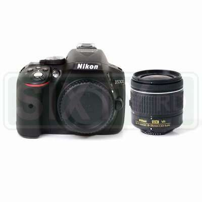 NEW Nikon D5300 Digital SLR Camera + AF-P DX 18-55mm f/3.5-5.6G VR Lens Kit