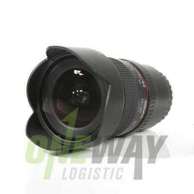 NUEVO Samyang 10mm f/2.8 ED AS NCS CS Lentes F2.8 para Fuji X-mount