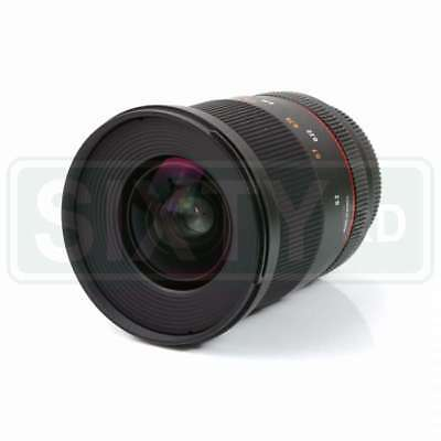NUEVO Samyang 20mm f/1.8 ED AS UMC for Nikon Mount