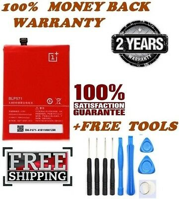 New Original Replacement 3100mAh BLP571 Battery For ONEPLUS ONE 1+ A0001