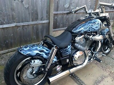 Yamaha Ybr Custom 125 Cruiser Chopper NICE Condition LOW Miles