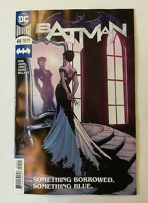 Batman #44 Catwoman Variant Tom King DC Comics DC1