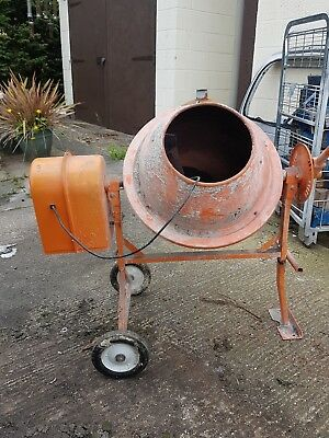 50l electric cement mixer
