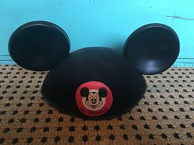 Walt Disney World MICKEY MOUSE EARS Hat Personalized Name