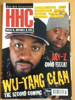 HHC Hip Hop Connection Magazine March 1997 - Wu-Tang, Jay Z, Snoop Dogg (Source)
