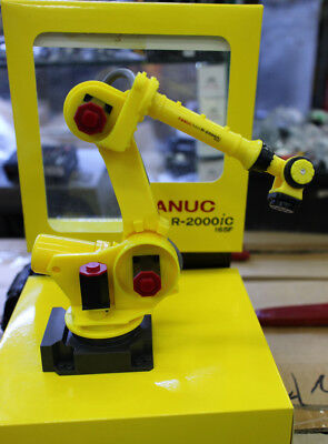 FANUC R-2000iC-165F Robot 3D Model Manipulator Arm Model Vertical Multiple-Joint