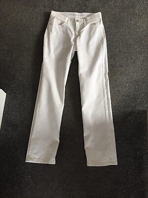 marks and spencer Womens White Jeans Size 10