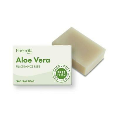Friendly Soap Natural Aloe Vera Soap 95g