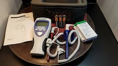 Welch Allyn SureTemp Plus Model 692 Thermometer w/ Bag & All Accessories