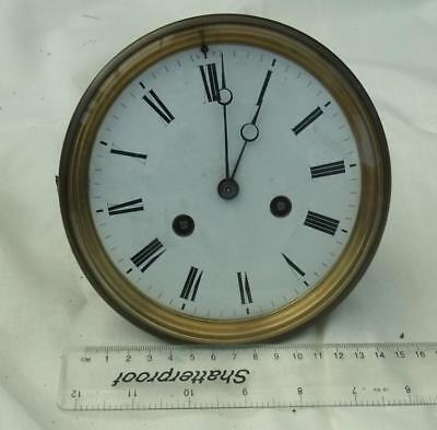 Antique French Clock Movement for Restoration/Parts
