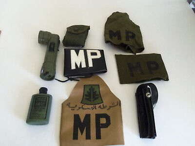 Vintage Lot Of Military Items