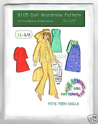 Dolls, Toys, Animals, Patterns, Sewing (1930-Now), Collectibles Page ...