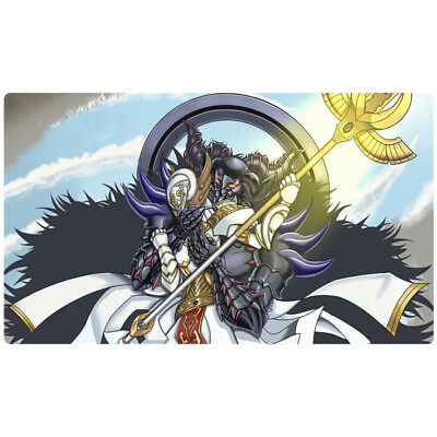FREE SHIPPING Yugioh Playmat Monarch Playmat Ehther the Heavenly Monarch