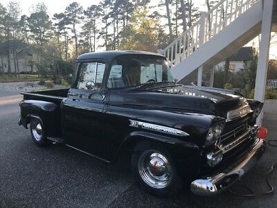 1958 Chevrolet Other Pickups Truck 1958 Chevy Apache truck
