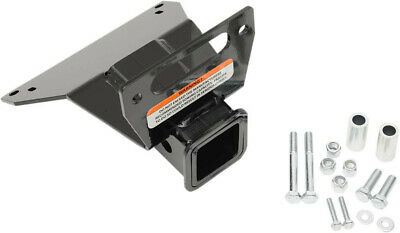 """Front receiver hitch 2"""" - CAN AM (BRP) OUTLANDER 4X4 EFI MAX - Moose Utility ..."""