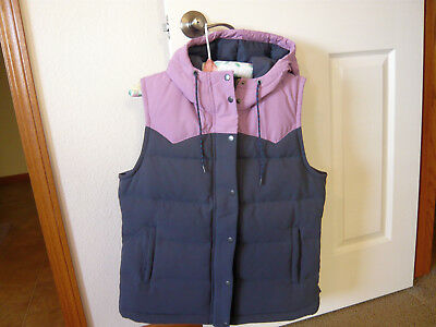 Patagonia Women's Bivy Hooded Vest - Regular Fit - Large - New with Tags