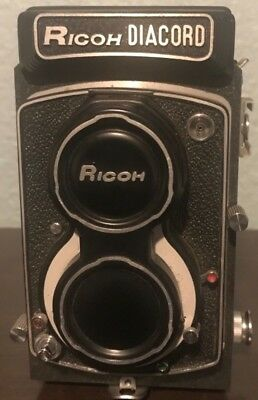 Vintage RICOH DIACORD -Citizen MV Camera Riken Industries LTD