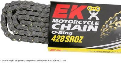 Sroz 100 clip link 428 o-ring replacement drive chain / natural / steel - EK