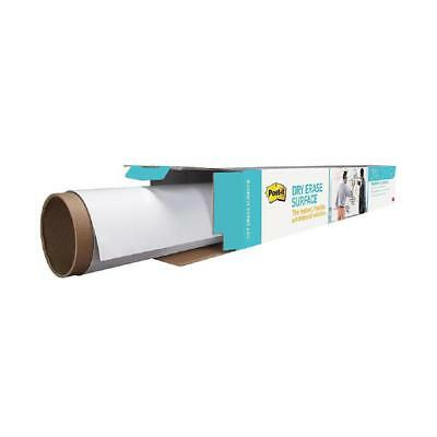 NEW 70005292225 143M-DEF4X3 3M POST-IT? DRY ERASE SURFACE, 1200MM X 900MM...d.