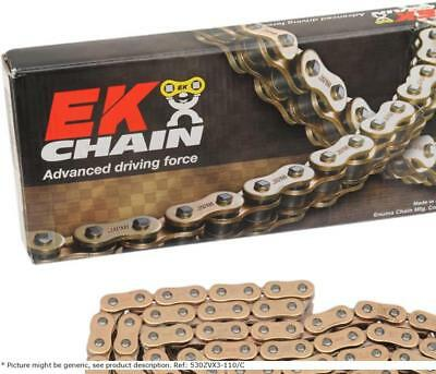 Zvx3 110 Rivet Link 530 X-Ring Performance Replacement Drive Chain / Natural ...