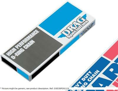 Drive o-rng chain 530 x 112 - Drag Specialties