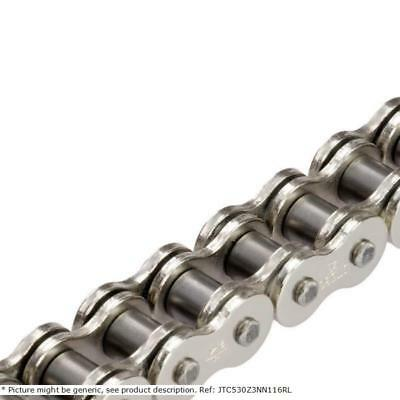 530 z3 116 rivet link 530 x-ring replacement drive chain / natural / steel - ...