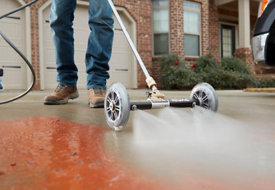 Ryobi Pressure Washer 11in Water Broom Less Time Cleaning Deck Patio Driveway