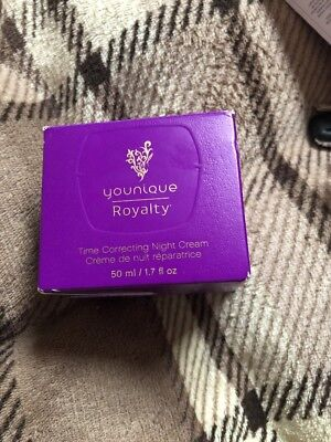 Brand New Younique Royalty Time Correcting Night Cream 50 Ml , 1.7 Fl Oz