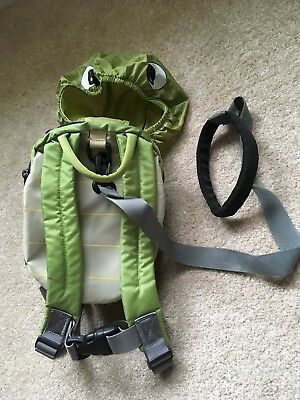 LittleLife Toddler Turtle backpack with reins Little Life. Excellent condition.