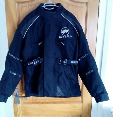 mens motorbike jacket medium